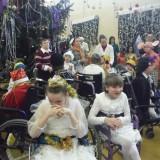 Irish volunteers spending Christmas in Gorodische orphanage
