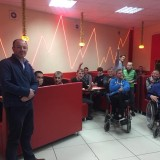 Men of Ireland help children of Belarus