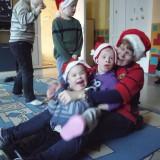 Ирландские волонтёры в Городище на Рождество!