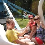 Приятные воспоминания о летнем путешествии