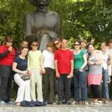 И ещё одна неделя приключенческих каникул в Минске