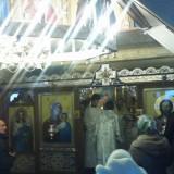 Первая церковь на территории дома-интерната
