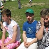 Студенты школы Gaelcholáiste в Городище – 22 Мая