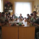 Калинковичский ТЦСОН – приобретение материалов для  творчества в   отделение молодых инвалидов, помощь семье молодых инвалидов.